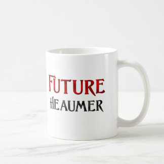 Future Heaumer Classic White Coffee Mug