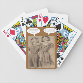 Future Hippies Bicycle Playing Cards