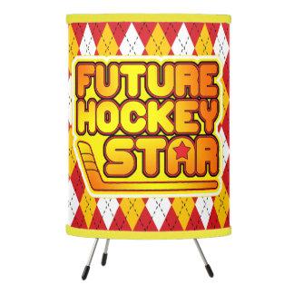 Future Hockey Star Lamp