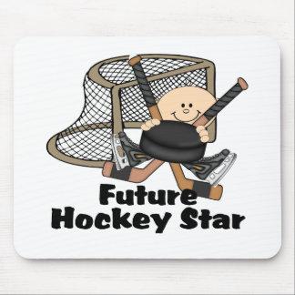 Future Hockey Star Mouse Pad