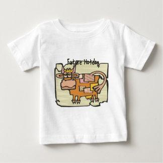 Future Hotdog Baby T-Shirt