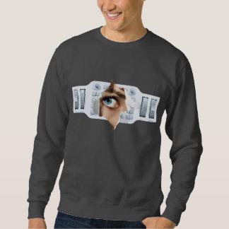 Future House Eye Sweatshirt