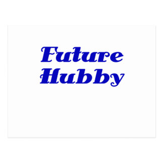 Future Hubby Postcard