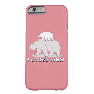 Future hull Mom Barely There iPhone 6 Case