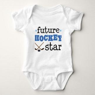 Future Ice Hockey Star Sports Tee Shirt