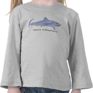 Future Ichthyologist (shark) T-Shirt Tee Shirt