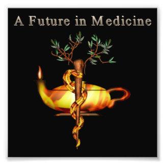 Future in Medicine Art Photo