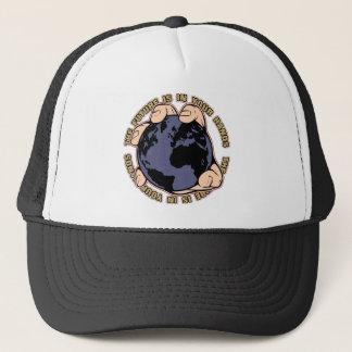 Future in your Hands Trucker Hat