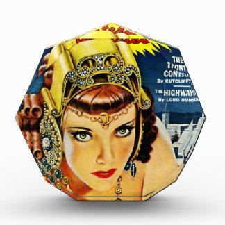 Future Incan Princess Acrylic Award