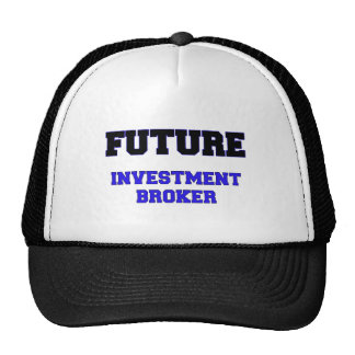 Future Investment Broker Hat