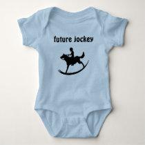 Future Jockey Baby Bodysuit