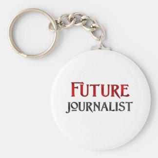 Future Journalist Keychain