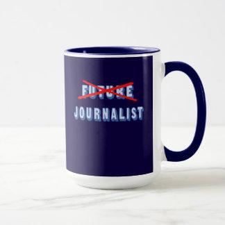 Future Journalist No More Mug