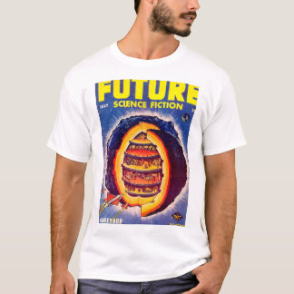 Future July 1953_Pulp Art T-Shirt