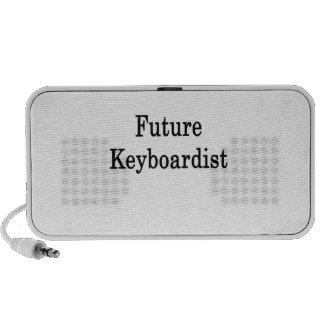 Future Keyboardist Laptop Speakers