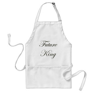 Future King Adult Apron