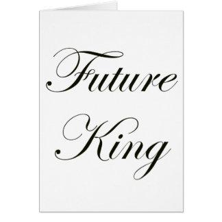 Future King Card