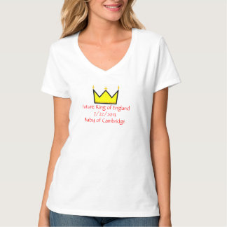 Future king of england T-Shirt