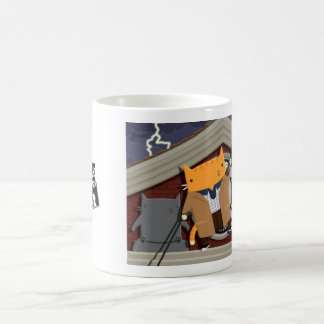 Future Kitty Coffee Mug