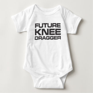 Future Knee Dragger Baby Shirt