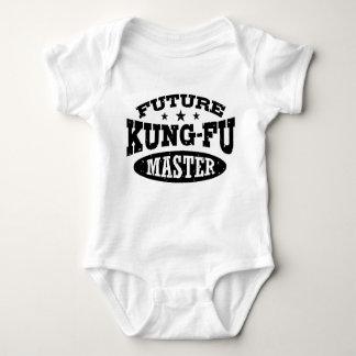 Future Kung Fu Master Baby Bodysuit