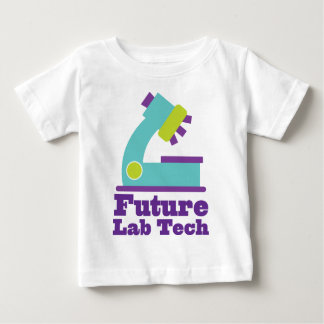 Future Lab Tech Gift Idea Baby T-Shirt