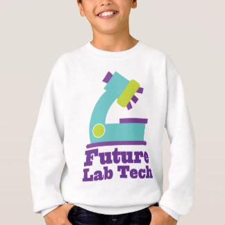 Future Lab Tech Gift Idea Sweatshirt