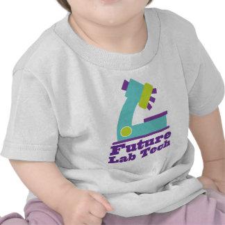 Future Lab Tech Gift Idea T Shirts