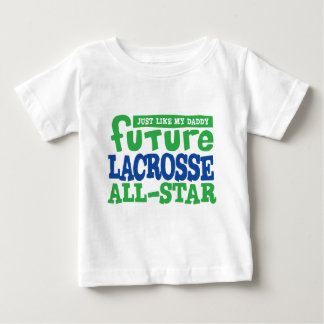 Future Lacrosse All Star - Boy Baby T-Shirt