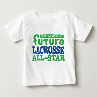 Future Lacrosse All Star - Boy Infant T-shirt