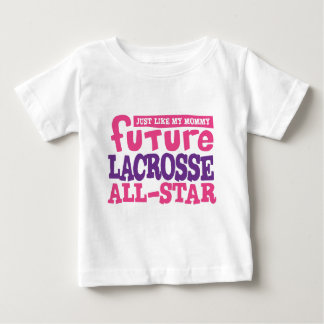 Future Lacrosse All Star - Girl Baby T-Shirt