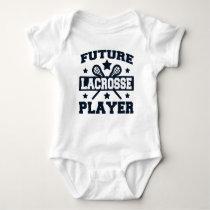 FUTURE LACROSSE PLAYER BABY BODYSUIT