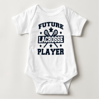 FUTURE LACROSSE PLAYER BABY BODYSUIT