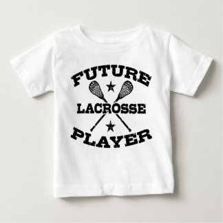 Future Lacrosse Player Baby T-Shirt
