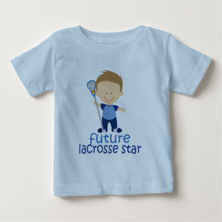 Future Lacrosse Star (Player) Baby T-Shirt