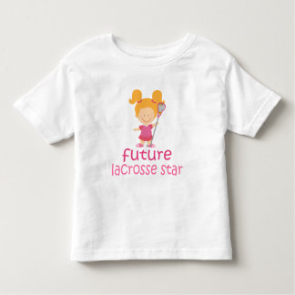 Future Lacrosse Star (Player) Toddler T-shirt
