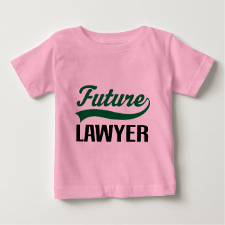 Future Lawyer (Cute) Baby T-Shirt