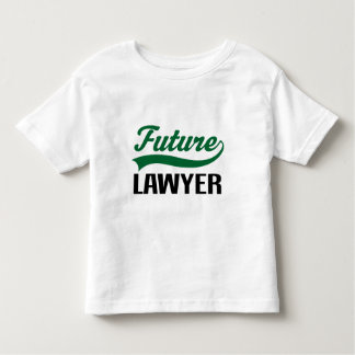 Future Lawyer (Cute) Toddler T-shirt