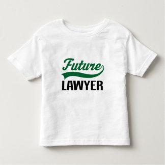 Future Lawyer (Cute) Toddler T-shirt