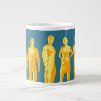 Future Leaders of the Next Generation of Business Large Coffee Mug
