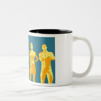 Future Leaders of the Next Generation of Business Two-Tone Coffee Mug