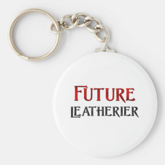 Future Leatherier Key Chain