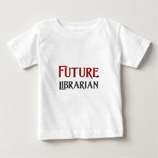 Future Librarian Tee Shirt