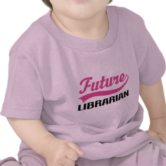 Future Librarian T-shirts