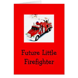 Future LittleFirefighter Card