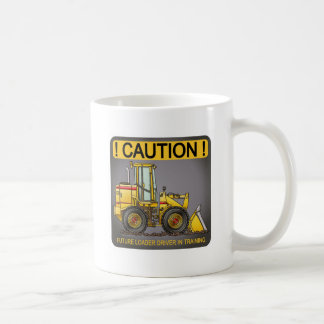 Future Loader Driver Coffee Mug