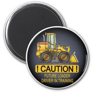 Future Loader Driver Magnet