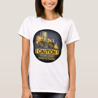 Future Loader Driver Womens T-Shirt