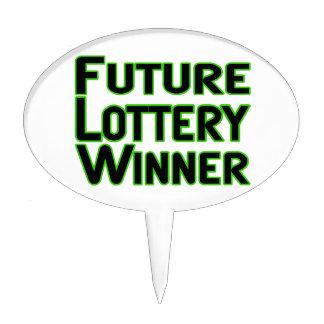 Future Lottery Winner Cake Picks