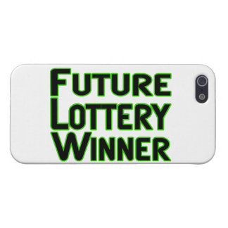 Future Lottery Winner Case For iPhone SE/5/5s